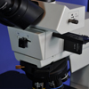 Olympus Model MX40 Metallurgical Microscope Reflected Light Illumination Darkfield - Polarized_8