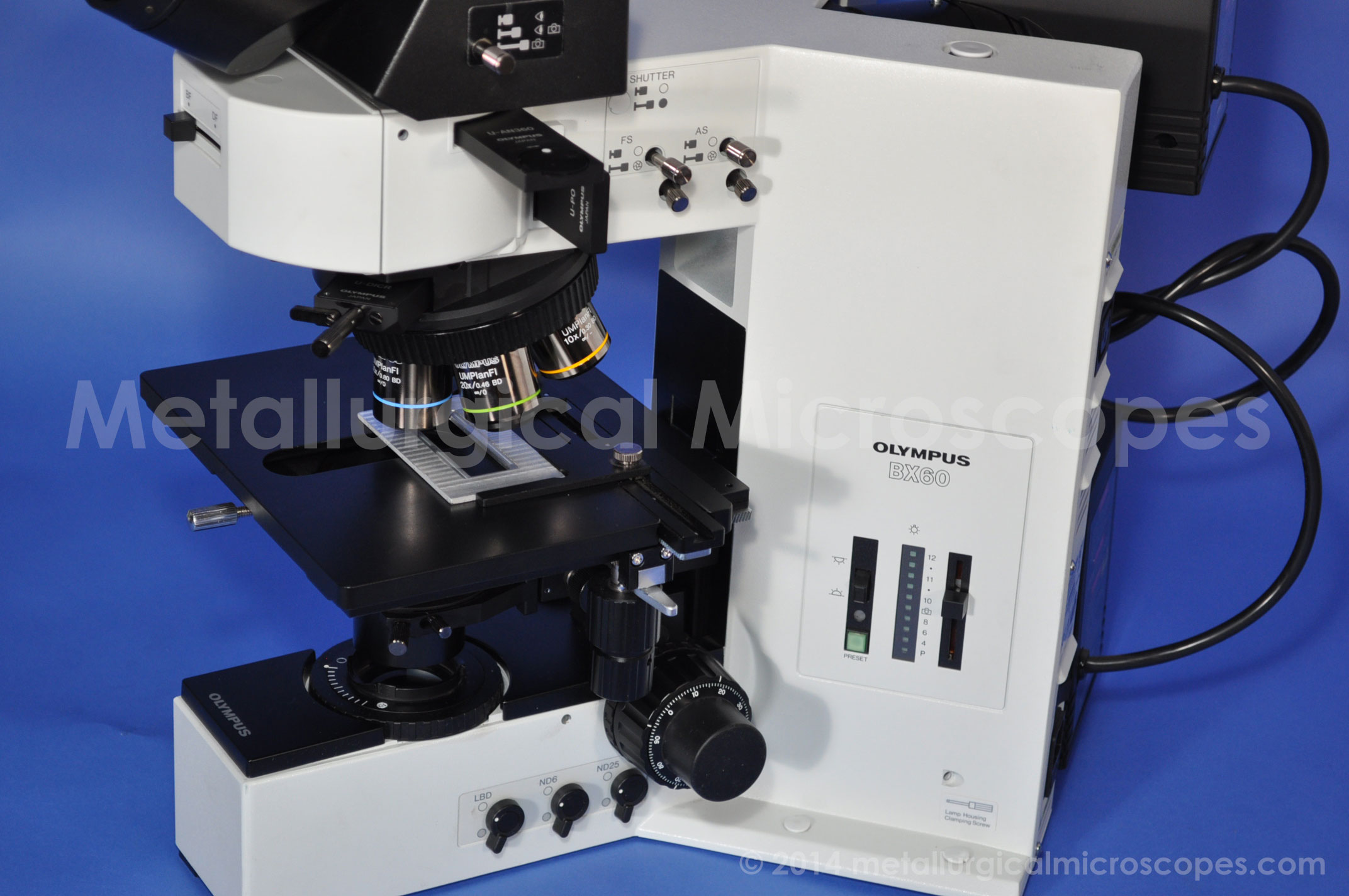 olympus bx60 darkfield dic metallurgical microscope rh metallurgicalmicroscopes com Olympus Microscopes Condenser Diagram Olympus Microscope Parts Labeled